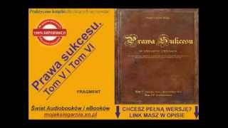 Prawa Sukcesu. Tom V i Tom VI - Napoleon Hill - myśl i bogać się - Audiobook, mp3