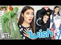 I BOUGHT WISH HALLOWEEN COSTUMES UNDER $10...