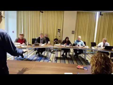 City Council GOAL SETTING Meeting SUNDAY 2/26/2017 at Aloft Hotel Part 1