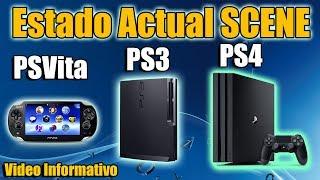 Estado Actual Scene PSvita PS3 PS4 - INFORMACIÓN -