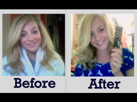 Clairol Perfect 10 Lightest Blonde Hair Color Tutorial
