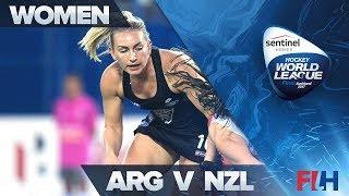 Argentina v New Zealand Highlights - Sentinel Homes Hockey World League Final - Auckland, New Zealan