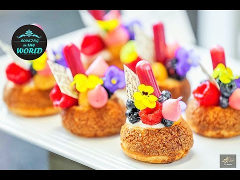 pâtisseries de luxe 2018 [HD]-(L'art de pâtisseries