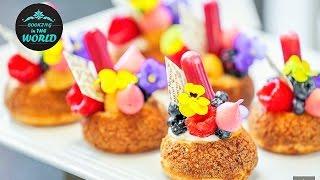 pâtisseries de luxe 2018 [HD]-(L'art de pâtisseries