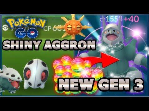 Pokémon Go Shinies - how to catch Shiny Magikarp, Red Gyarados, and
