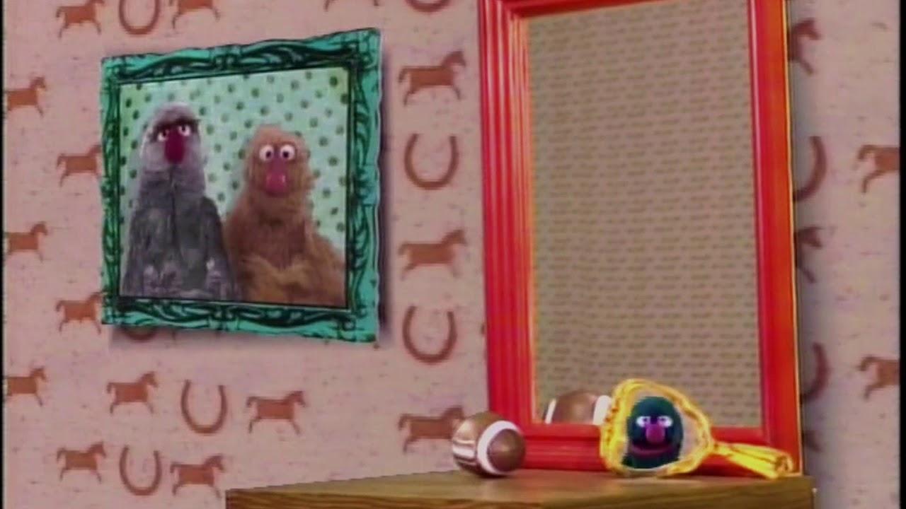 Sesame Street - Monster in the Mirror (1989) 25 Wonderful Years Edit