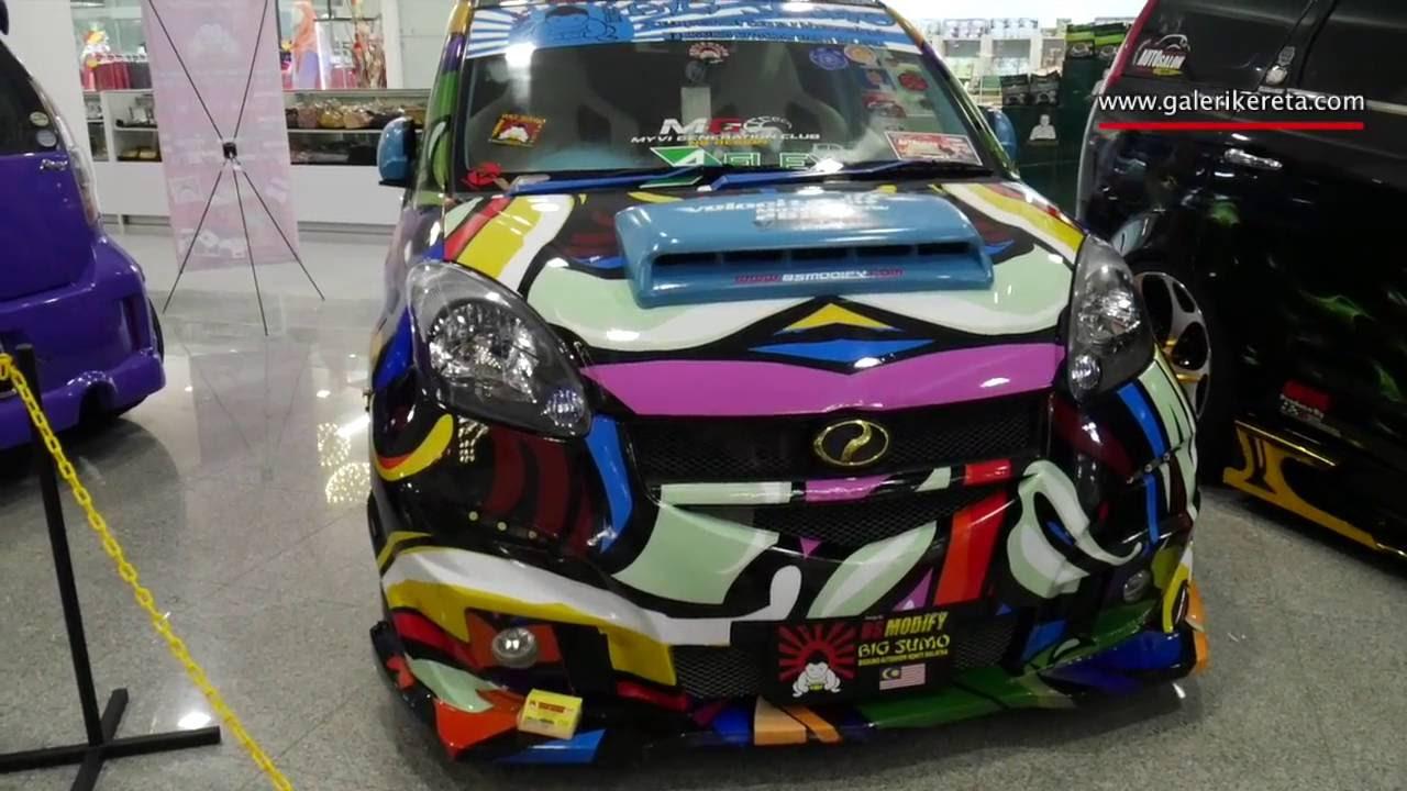 Awesome Car Wrap Galeri Kereta Youtube