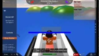 roblox battle of the ships