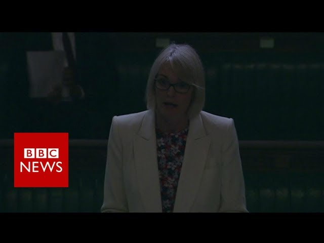 the-moment-the-lights-went-out-on-mps-bbc-news