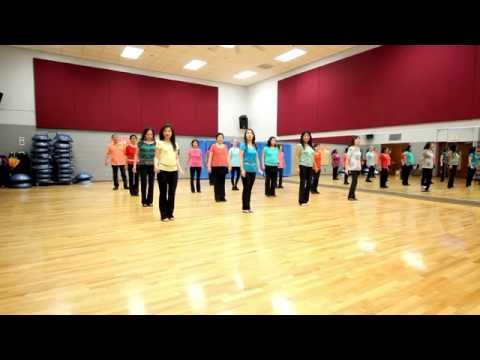 Pieces - Line Dance (Dance & Teach in English & 中文)
