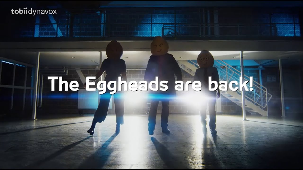 Better Than Ever The Eggheads Are Back In Boardmaker 7 With 45 000 Picture Communication Symbols Youtube