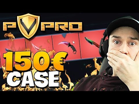 150€ Case!! - PvPRO CS:GO Case Opening [German]