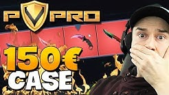 150€ Case!! - PvPRO Case Opening - CS:GO Gambilng [German]