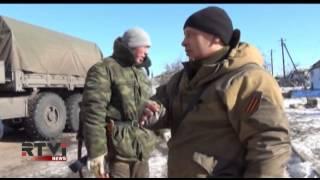 Украина в огне: часть Дебальцева уже под контролем сепаратистов