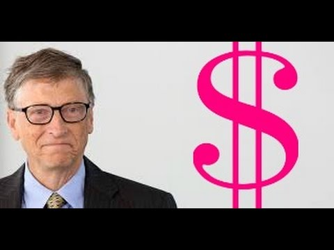 Bill Gates ★ Net Worth 2017 ★ Houses ★ Cars