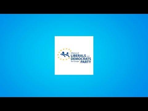 Guy Verhofstadt ALDE the European Parliament Elections 2014 Campaign