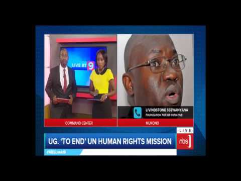 'UN Human Rights Body to Leave Uganda'