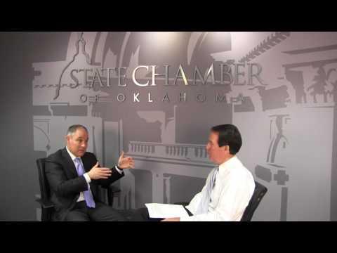 Interview with EPA Administrator, Scott Pruitt (Part 2)