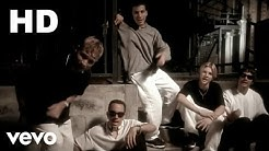 Backstreet Boys - Quit Playing Games (With My Heart) (Official Music Video)