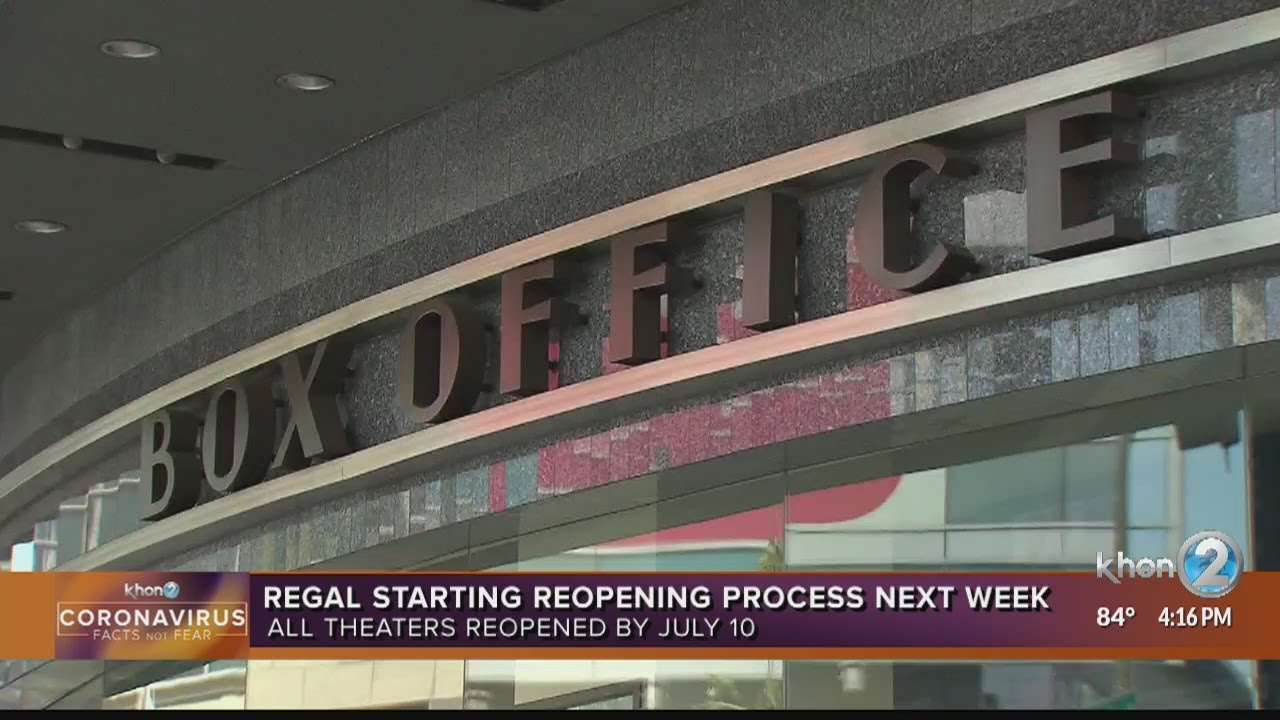 Regal Cinemas To Reopen In July Youtube Game & entertainment centers in ronkonkoma. regal cinemas to reopen in july