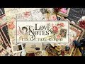 Love Notes by Graphic 45 Collection Reveal