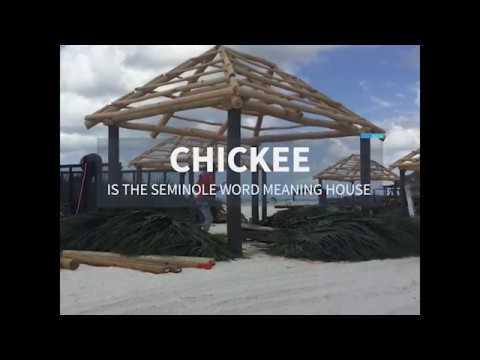 Chickee Hut Timelapse