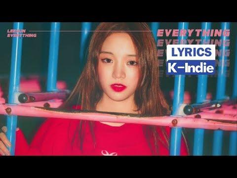 [Lyric Video] LEES2UN (리썬) - Everything