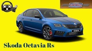 Skoda Octavia RS - обзор, тест драйв