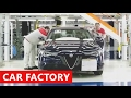 2017 Alfa Romeo Giulia Quadrifoglio & Stelvio Production - Car Factory