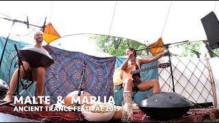 Malte & Marlia @Ancient Trance Festival 2019