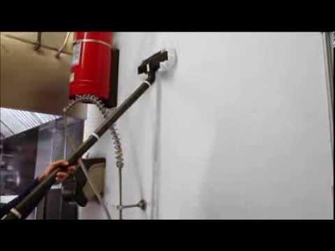 Comment nettoyer les murs un nettoyeur vapeur  YouTube