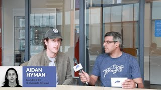 Aidan Hyman on Chainsafe and Security Tokens at EDCon 2018