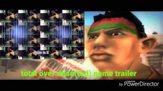 Total overdose game trailer HD