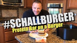 Schall Burger - The Best Burger I've Ever Eaten | Tiger Fitness