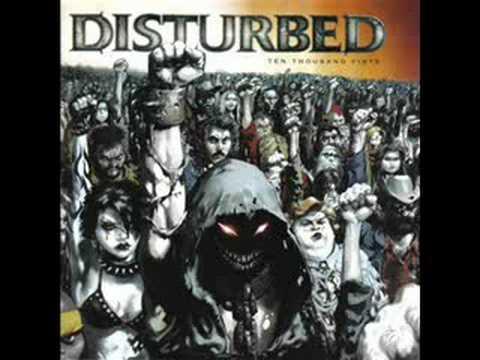 Disturbed - Guarded (w/ Lyrics)
