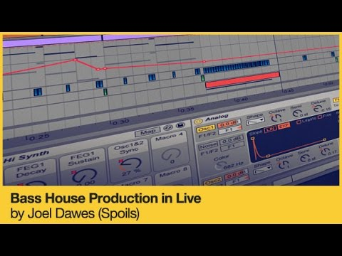 Fast Attack Sidechaining Tips - Bass House Production In Live - From Producertech
