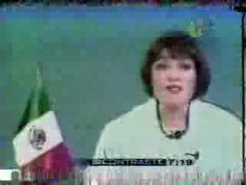 Terremoto en vivo, Mexico 1985