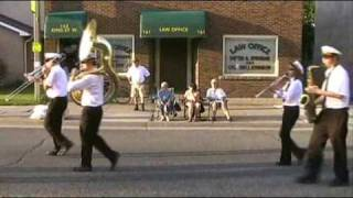Magnolia Brass Band  - Salutation March