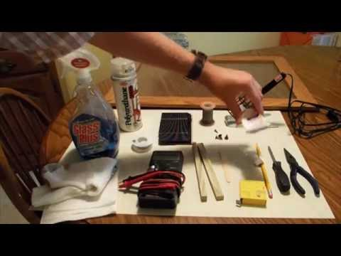 How to build a 60 Watt Solar Panel for $20