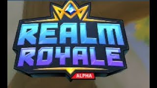 Realm Royale par Hi-Rez - New Fantasy Battle Royale similaire à Fortnite