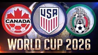 WORLD CUP 2026 PREVIEW:  Kurt Larson interviews CSA President Steve Reed