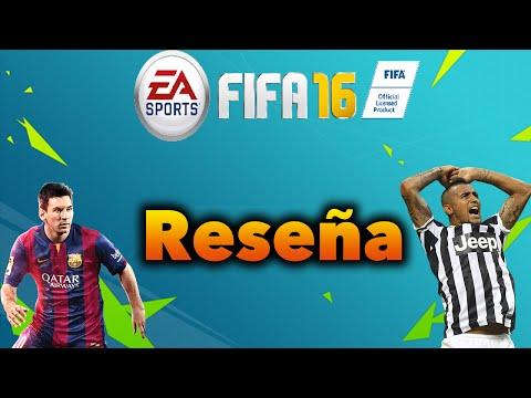 Reseña:Fifa 16 (Español) FHD 60FPS