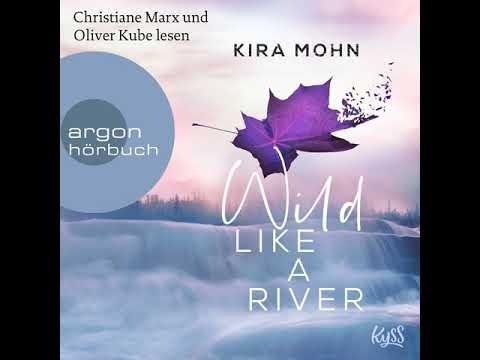 Wild like a River YouTube Hörbuch Trailer auf Deutsch