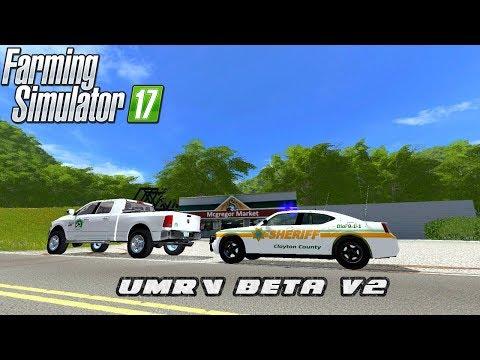 FS17 Mod Spotlight - EP. 32: UMRV beta v2!