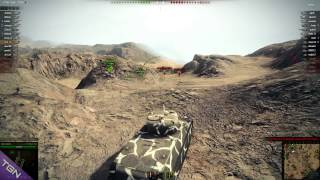 World of Tanks Gameplay HD