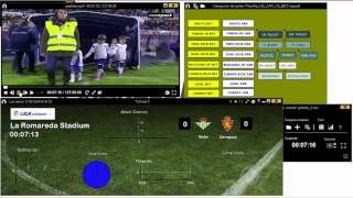 Nacsport Video Tip: Nacsport Real Time Sharing