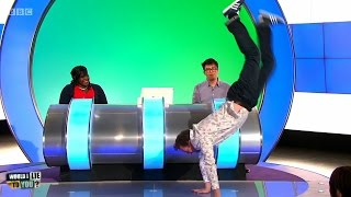Can Lee Mack walk on his hands? - Would I Lie to You? [HD][CC - EN, ES, NL]