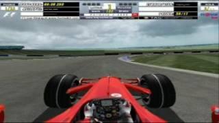 F1 2008 gameplay