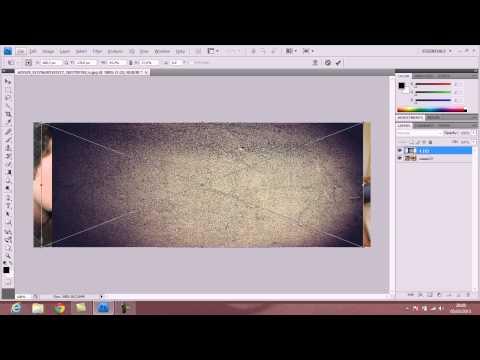 Capa Para Facebook com Fotos Mescladas (Photoshop)!