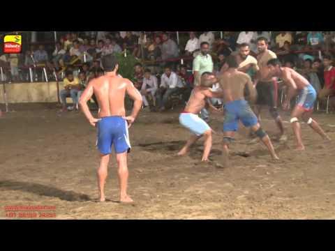 BHUMAL (Jagraon) ! KABADDI TOURNAMENT - 2015 ! SEMI-FINALS ! Full HD !